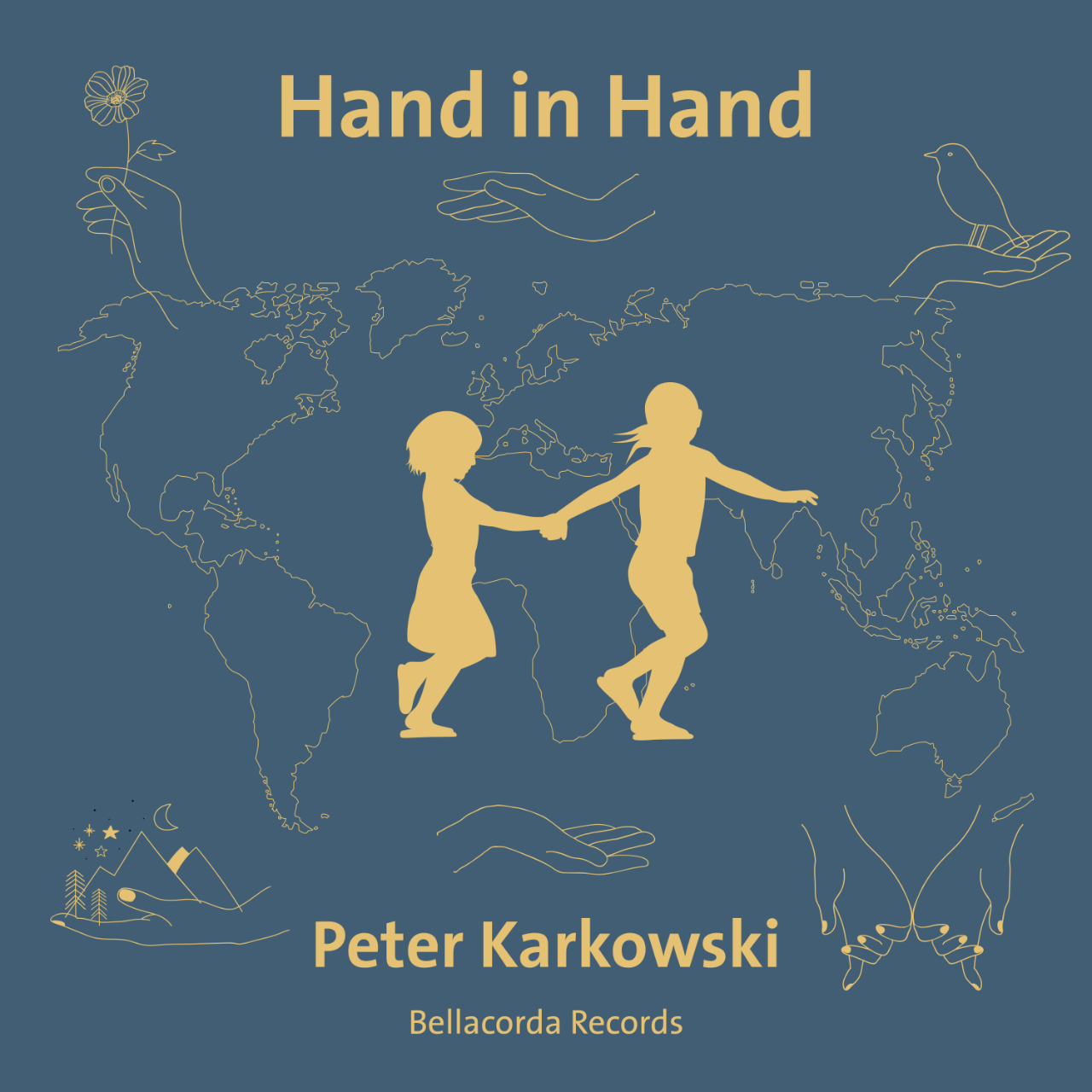 Hand in Hand - Single Cover - Peter Karkowski 2